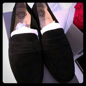True Suede Vince Camuto Loafers